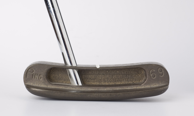 1962 First Putter Win